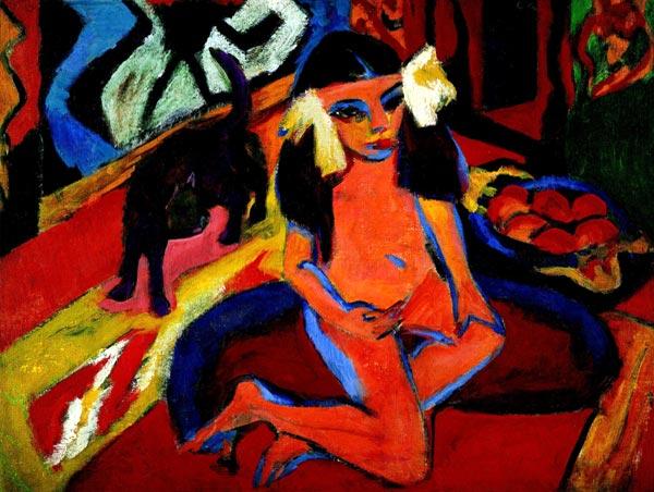 Ernst Ludwig Kirchner-