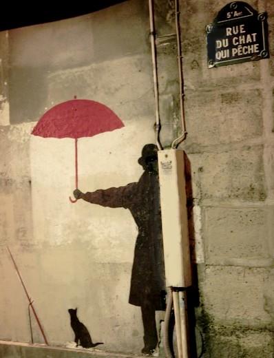 graff Nemo_ PARIS_chat noir