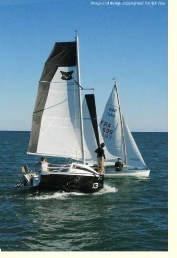 Chat Noir bateau Patrick Viau