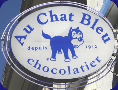 Au chat bleu Le Touquet