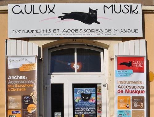 Gulux Musik Lorraine