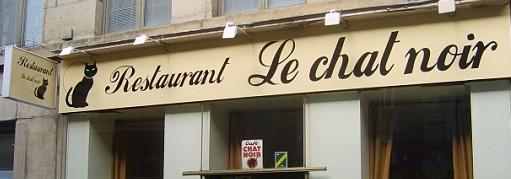 Le Chat Noir Saint Etienne