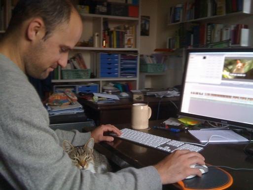 Compositeur Marc Hansmann - La voie du chat