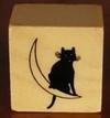 tampon encreur Chat Noir