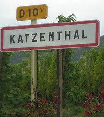 Katzenthal - Vallée des chats Alsace