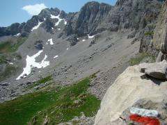 Le Pas d'Azuns - 1873 mètres (vallée d'Aspe)
