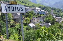 Aydius (Vallée d'Aspe) Pyrénées Atlantiques