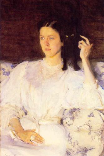 Cecilia Beaux 1896 Musée d'Orsay