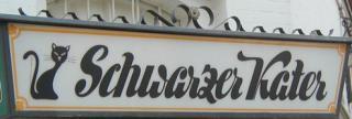 Chat noir- Schawarzer Kater _Allemagne