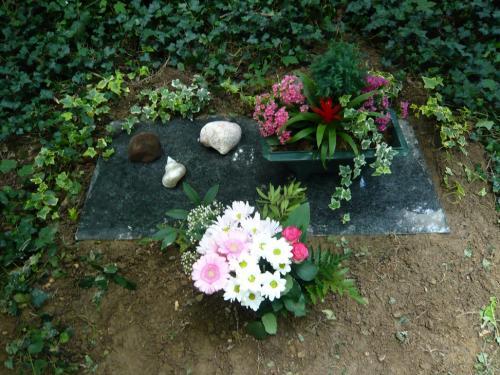 Tombe de  Bonnie