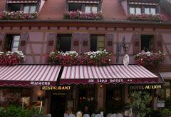 Au Lion - Ribeauvillé Alsace