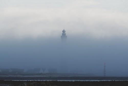 Le phare d'Eckmühl