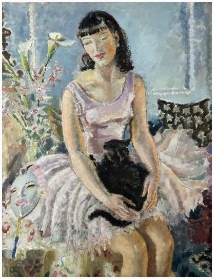Cattleen Mann - 1934