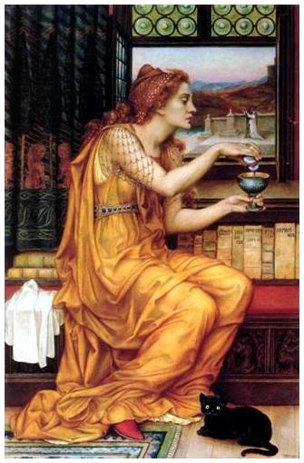 Evelyn De Morgan 1903