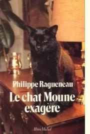 Le chat Moune exagère
