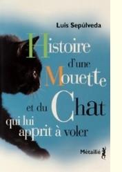 Histoire d'une mouette et du chat