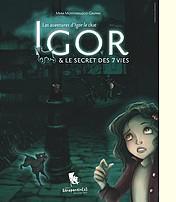 Igor et le secret des 7 vies