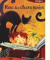 Rue des chats noirs