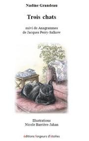 Trois chats de Nadine Grandeau