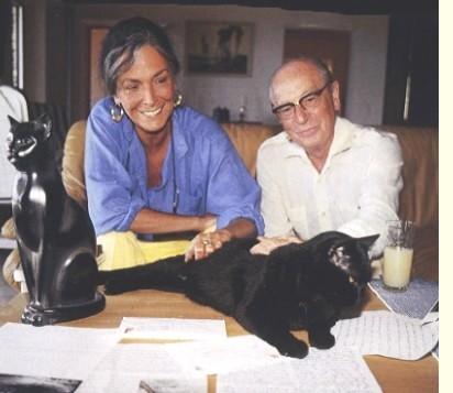 P.Ragueneau-C.Angalde-Moune  chat noir