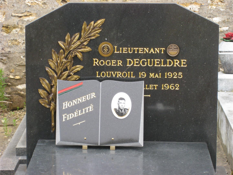 Lt. Roger DEGUELDRE  IN MEMORIAM Fe155d547dff19492585